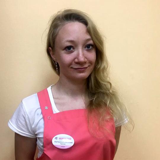 Павлова Екатерина Алексеевна. Психолог Хабаровск